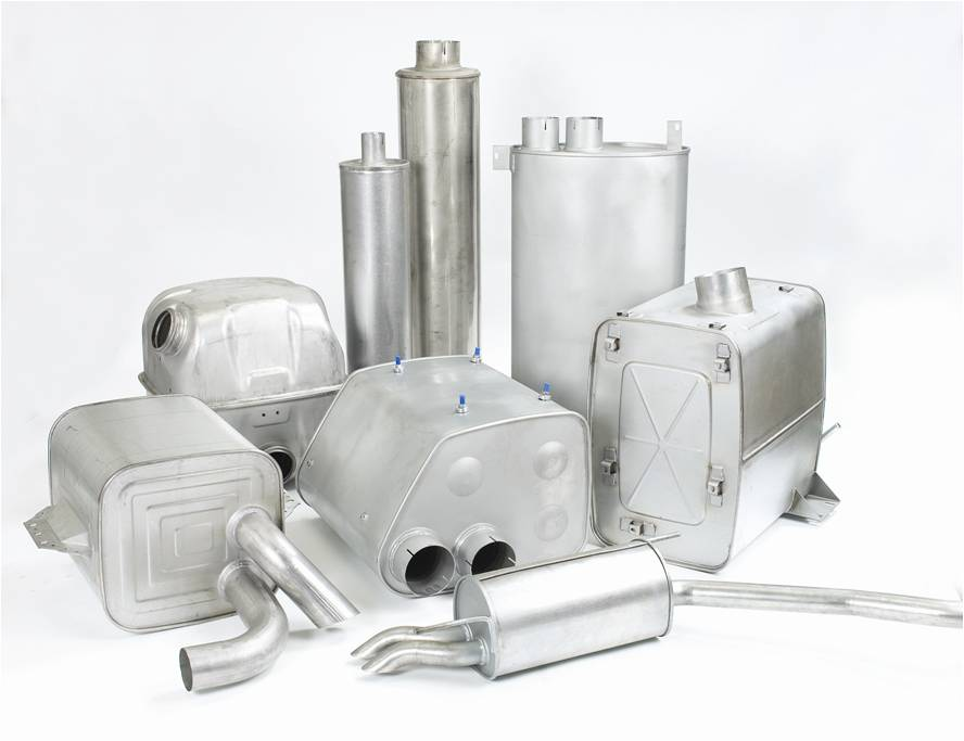 Picksons Offers A Wide Range Of Dinex Exhaust Parts