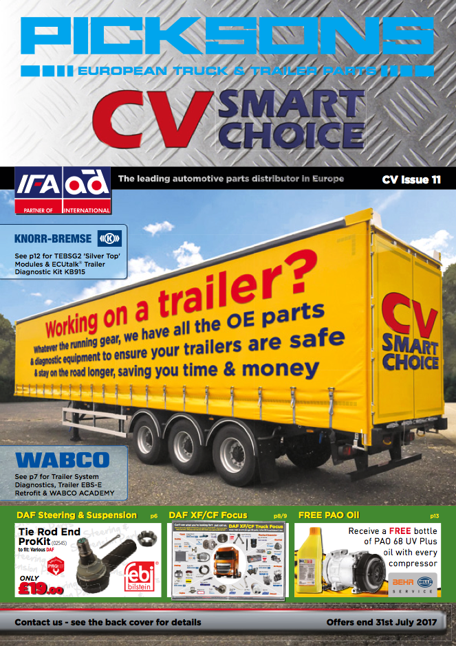Picksons CV Smart Choice - Issue 11