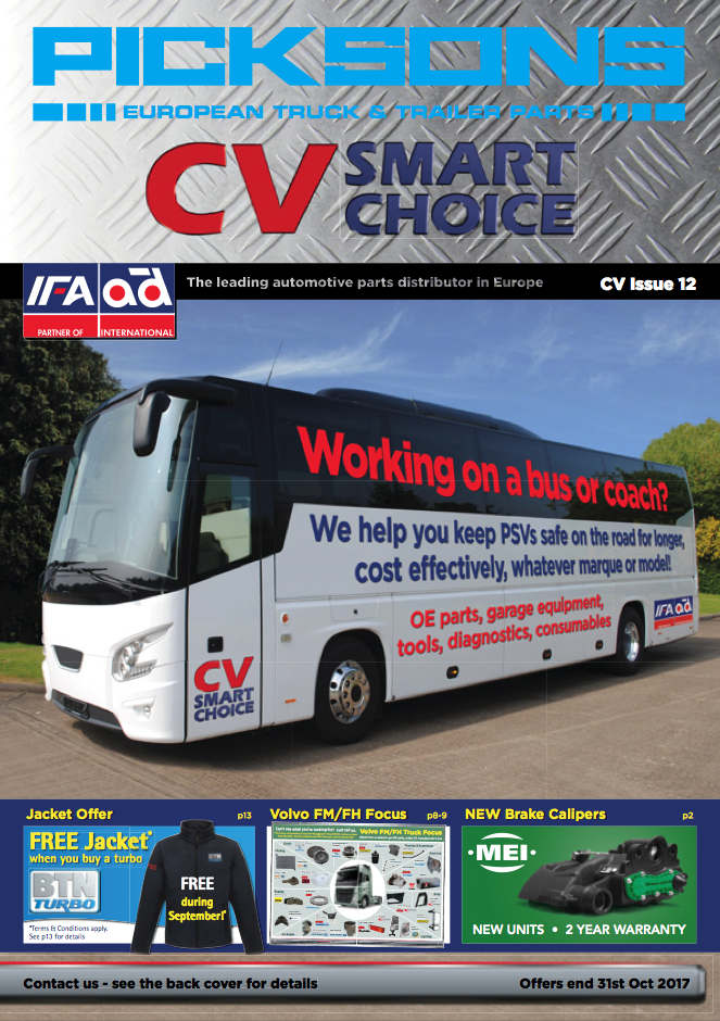 Picksons CV Smart Choice - Issue 12