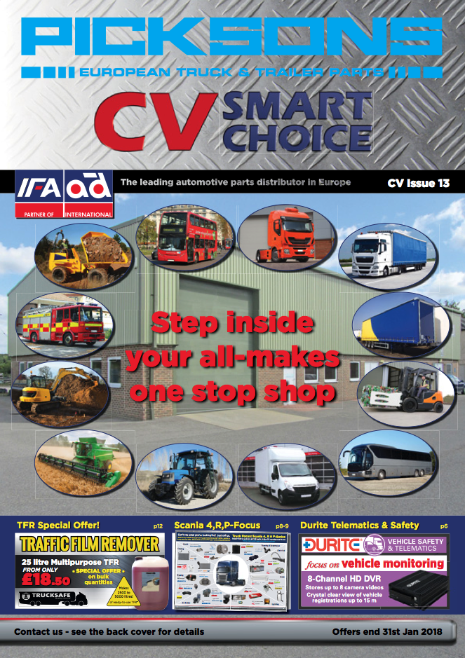 Picksons CV Smart Choice - Issue 13