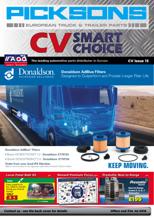 Picksons CV Smart Choice - Issue 15