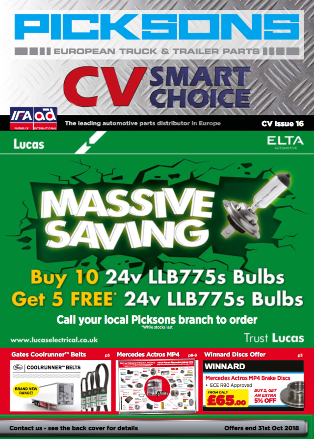 Picksons CV Smart Choice - Issue 16
