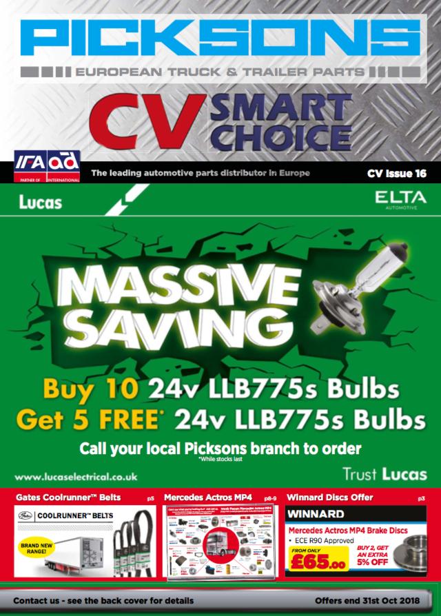 Picksons CV Smart Choice - Issue 16