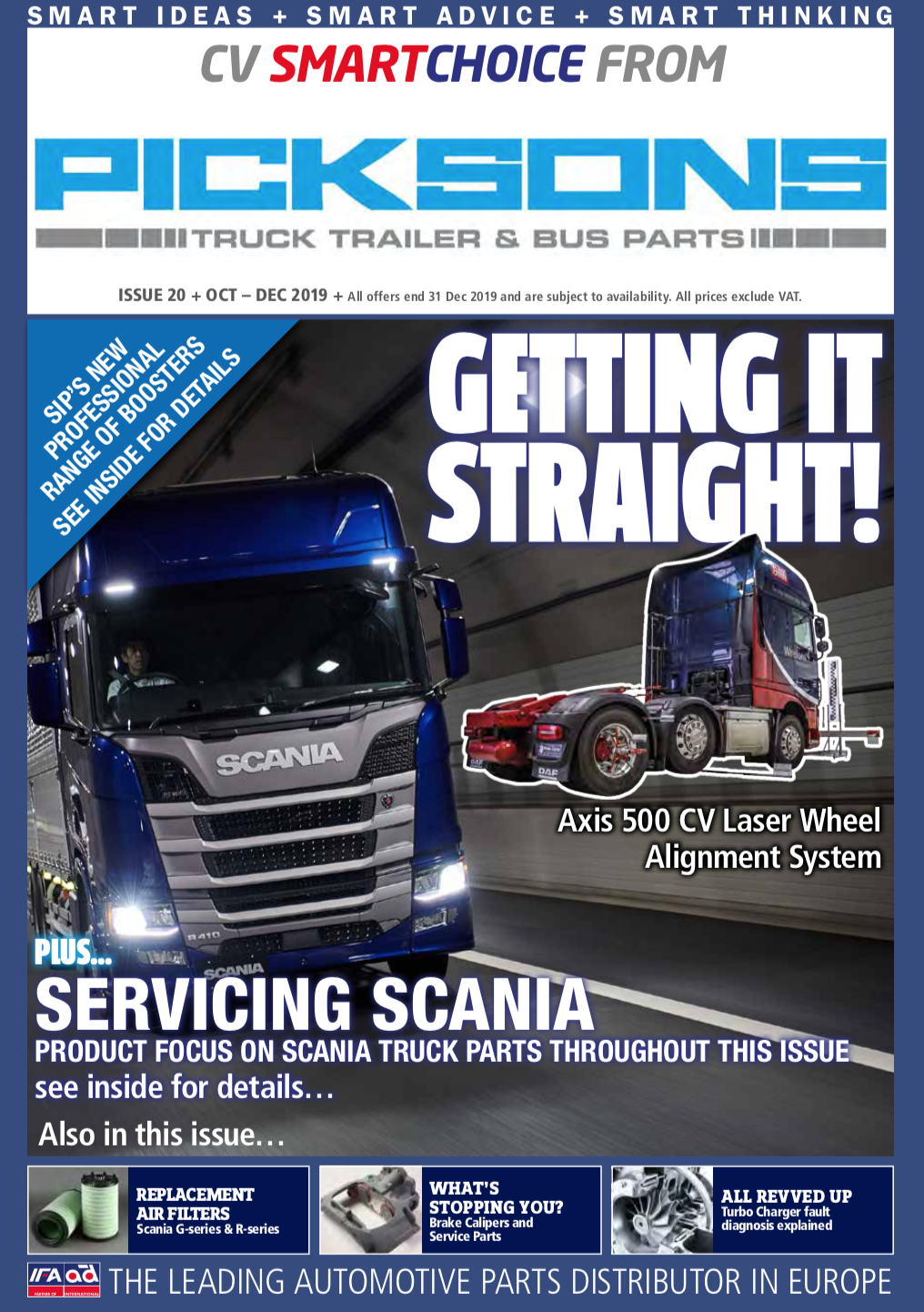 Picksons CV Smart Choice - Issue 20