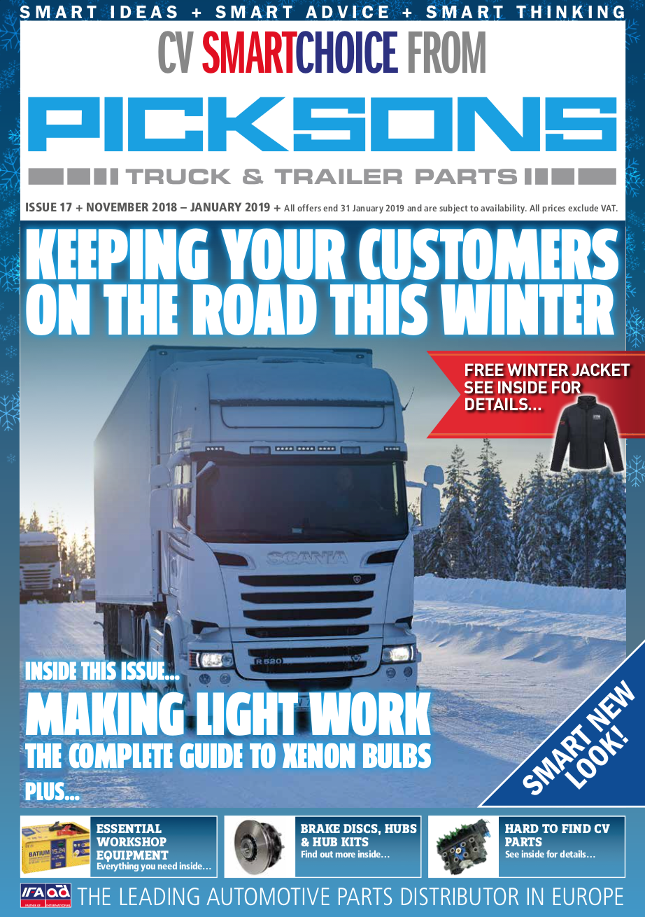 Picksons CV Smart Choice - Issue 17